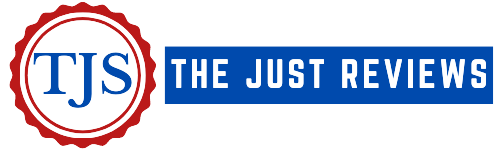 The Just Reviews Logo